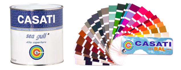 Tintometro casati colori per dipingere sulla pelle - Vernici casati ...